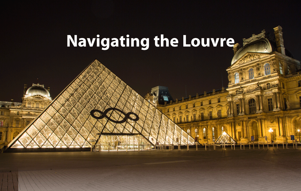 Navigating The Louvre