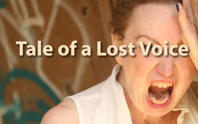Tale of a Lost Voice