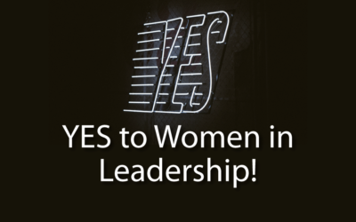 YES to Women in Leadership!