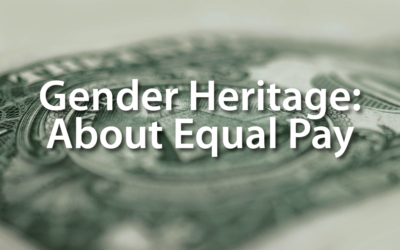 Gender Heritage: About Equal Pay