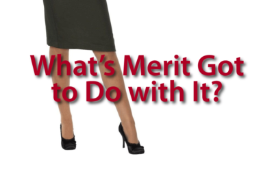 What's Merit Got to Do with It?