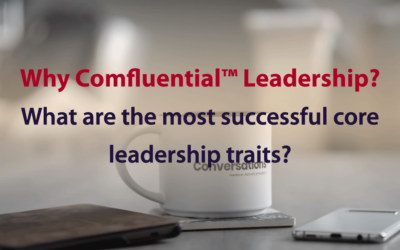 What are the most successful core leadership traits?