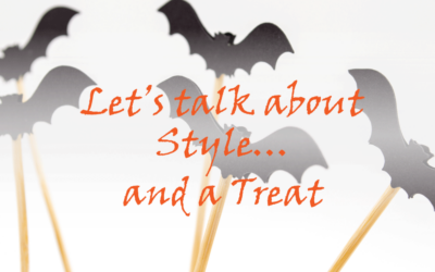 Let's talk about Style…and a Treat